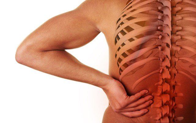 Боли в спине остеохондроз симптомы