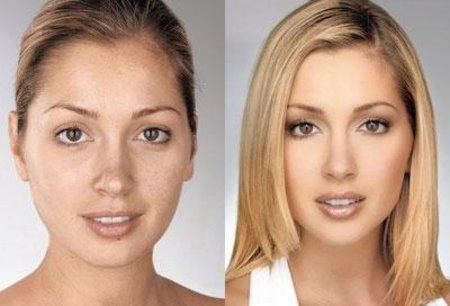 Как сделать лицо худое в фотошопе