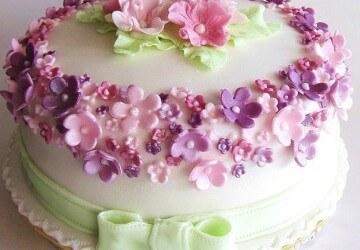 Як зробити торт на день народження
