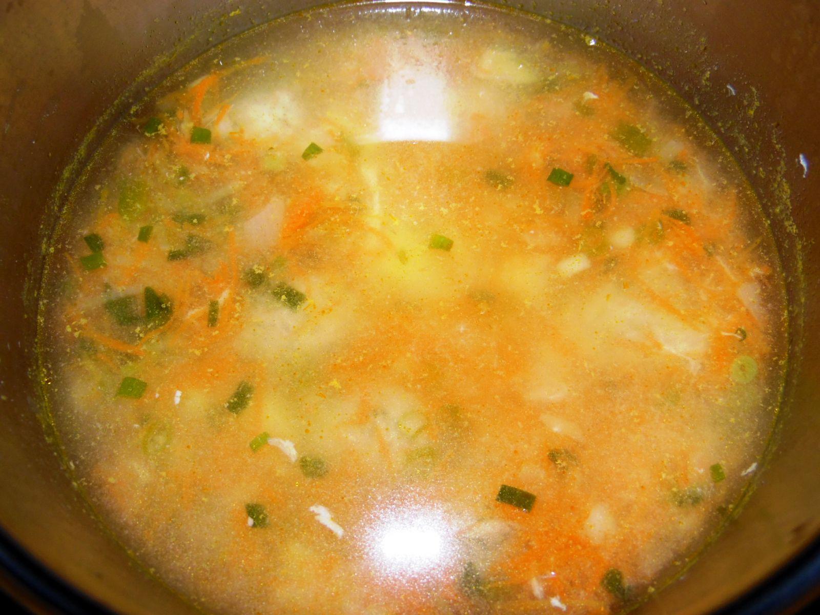 Суп годовалому ребенку рецепты