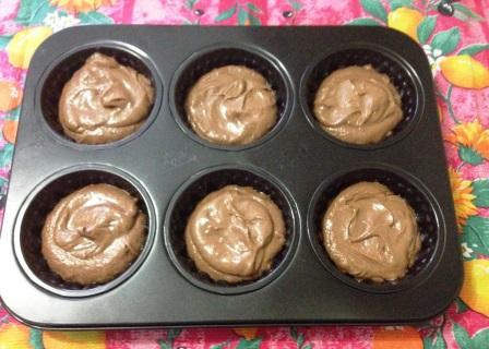 Как сделать маффины шоколадные в домашних условиях 834