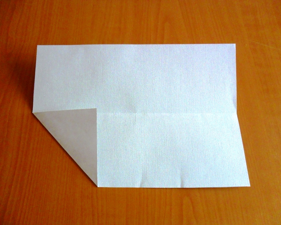 Поделка из бумаги а4 10