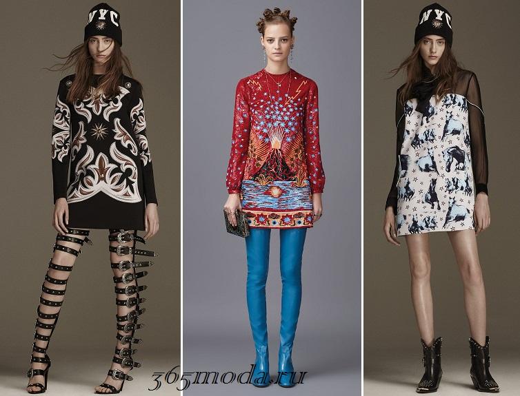 Модні туніки осінь-зима 2016-2017 новинки фото  1395e648fc5c2