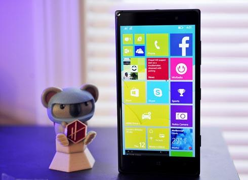 Відео: Windows 10 Preview на Nokia Lumia 830