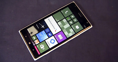 Як оновити Lumia 1520 до Windows Phone 8.1