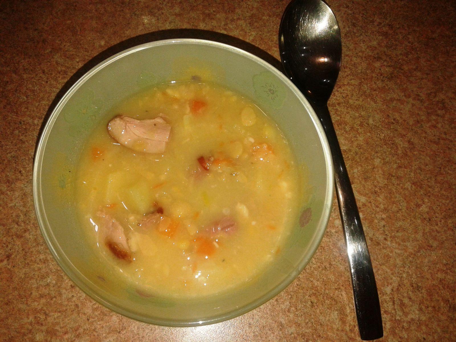 Гороховый суп с утки рецепт пошагово в