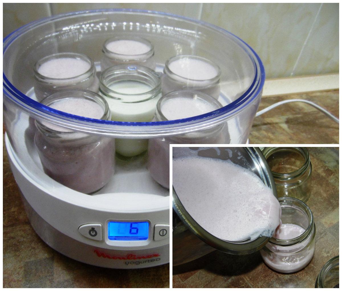 Рецепт приготовление йогуртов в домашних условиях 771
