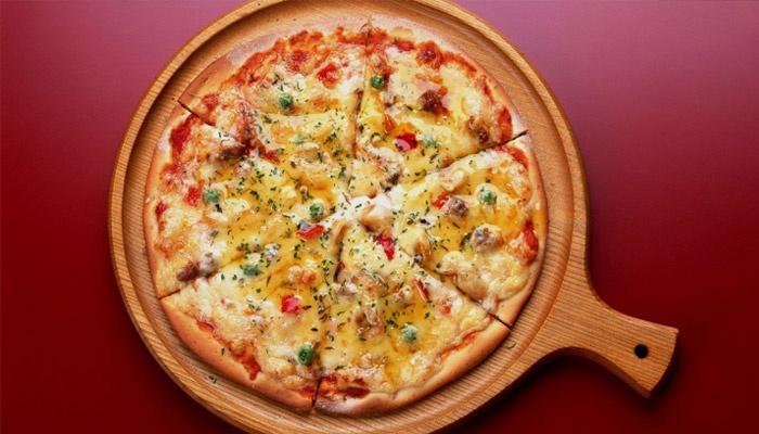 Рецепт піци як в піцерії