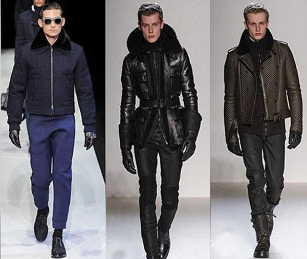 Модные куртки мужские осень 2017 фото