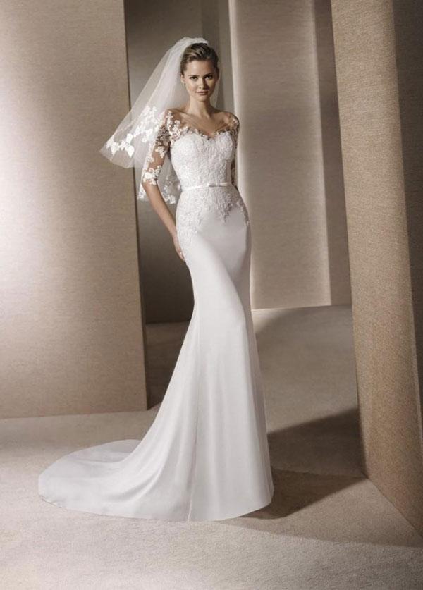 6d71f87327ffe8 Весільні Плаття Фото