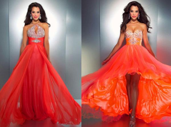 В каком платье встретить новый 2017 год