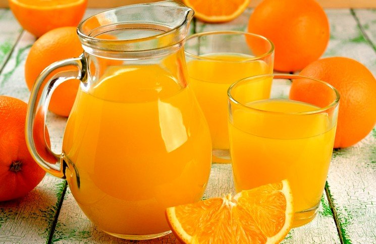 Как сделать напиток из апельсинов в домашних условиях 708