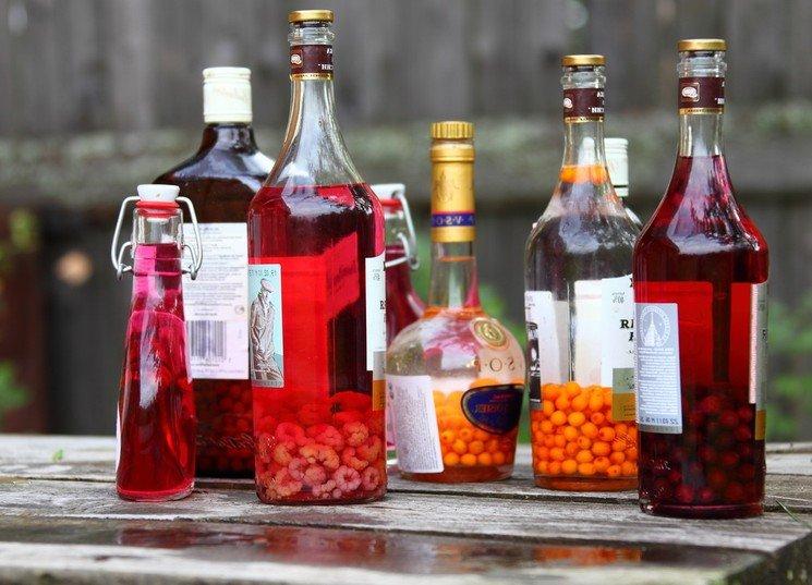 Как сделать фруктовый экстракт