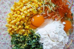 Кулінарні рецепти