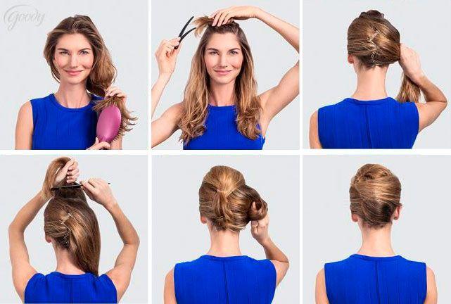Как из длинного волоса сделать короткие 606