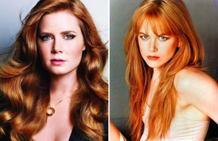 Burgundy hair colour styles for middle hair for girls how to extend the life of auburn hair color hair game