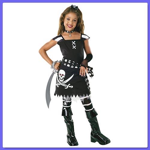 Костюмы пиратки для девочки своими руками 151