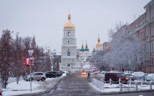 Якою буде погода на Новий рік 2017 в Україні?