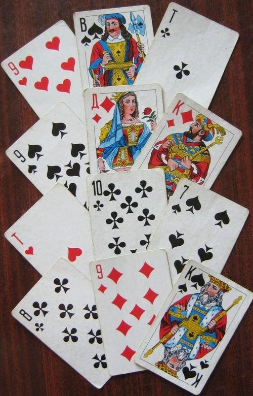 Гадания на картах на желание по три карты гадание на картах значение короля пики
