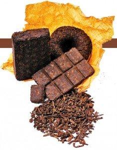 Чай пуэр – польза и полезные свойства