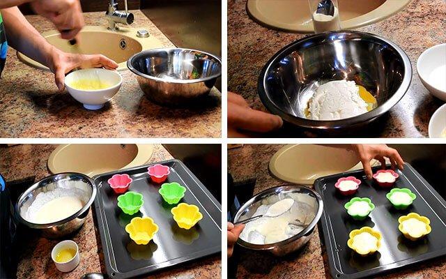 Сирний пудинг в мікрохвильовці | Дієтичний рецепт